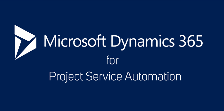 Microsoft Dynamics 365 for Project Service Automation
