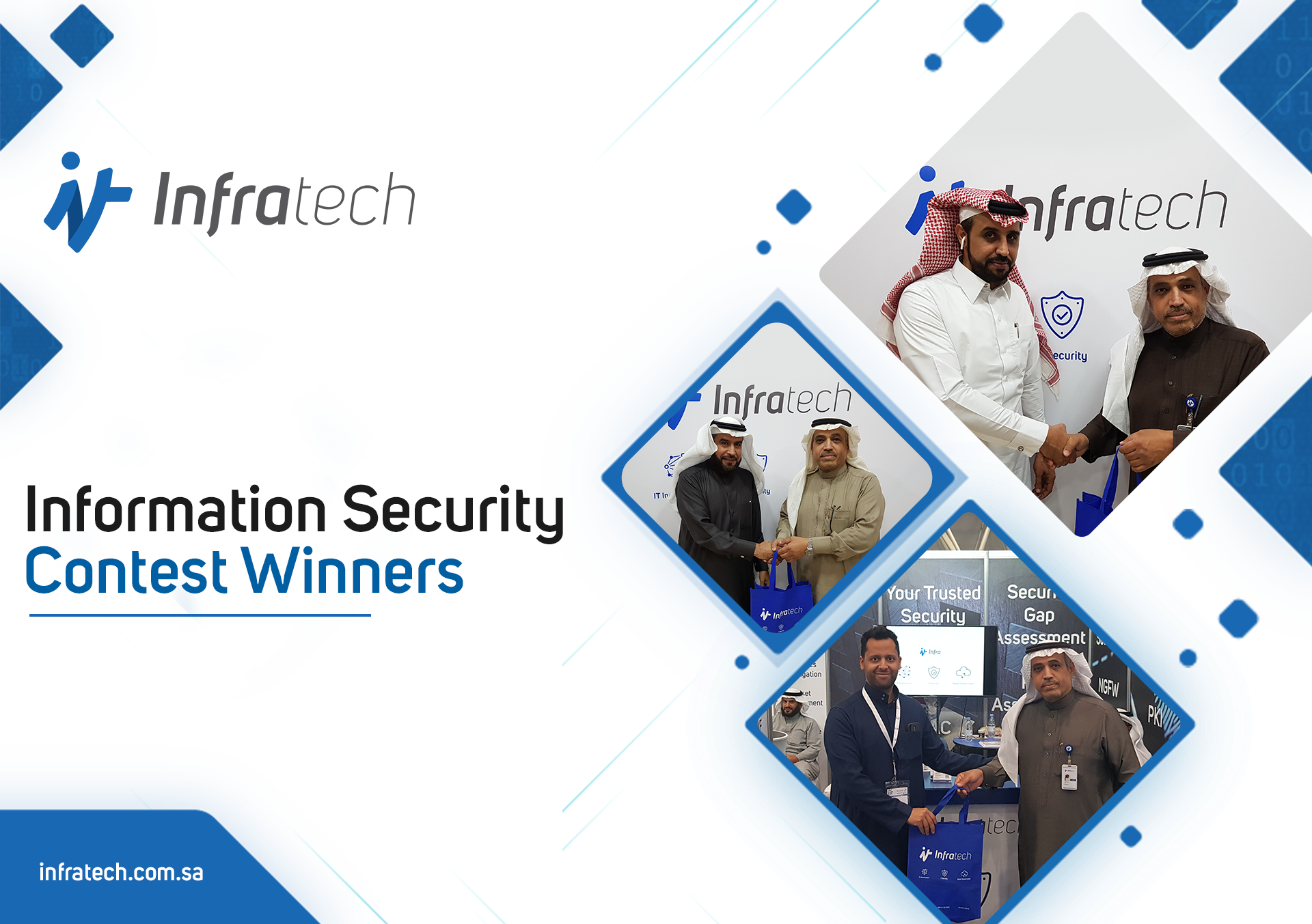 Information Security Contest Winners - Infratech
